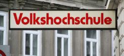 Volkshochschule, VHS, hochschule, Bildung, Volk