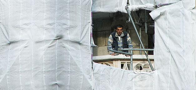 Bau, Arbeit, Arbeiter, Bauarbeiter, Baustelle
