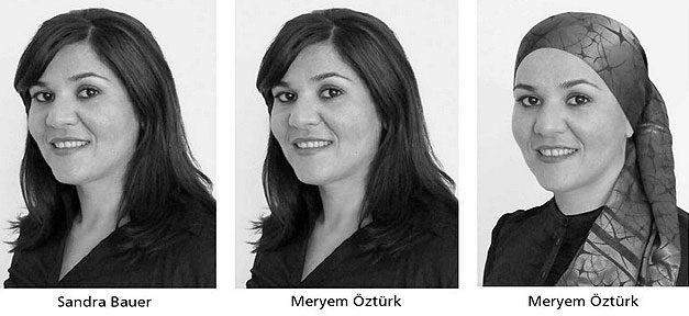 Frauen, Frau, Bewerbung, Diskriminierung, Kopftuch, Türkin