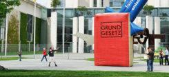 Grundgesetz, Verfassung, GG, Grundordnung, Bundeskanzleramt
