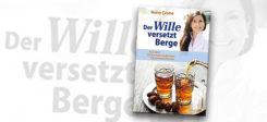 Buch, Buchcover, Wille versetzt Berge, Nuray Cesme