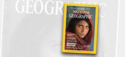 Mädchen, Afghan Girl, Scharbat Gula, Scharbat, Grüne Augen