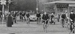 Gastarbeiter, Ruhrgebiet, NRW, Geschichte, Fahrrad