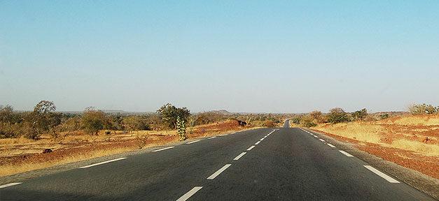Straße, Afrika, Niger, Weg, Reise, Auto