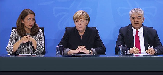 Integrationsgipfel, Integration, Angela Merkel, Aydan Özoguz