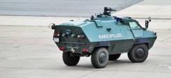 Bundespolizei, Polizei, Fahrzeug, Militär, Kampf