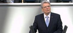Bundespräsident, Joachim Gauck, Gauck, Präsident, Bundesrepublik