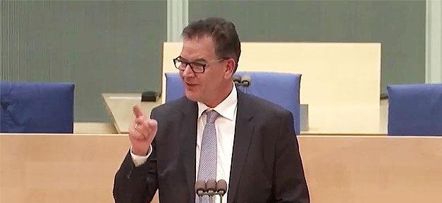 Bundesentwicklungshilfeminister, Gerd Müller, CSU, Christsozial, Union, Politiker