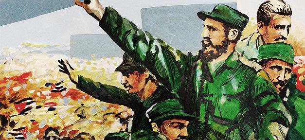 Fidel Castro, Kuba, Cuba, Revolution
