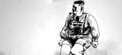 Hitler, Hitlerjugend, Zeichung, Kunst, Nationalsozialismus