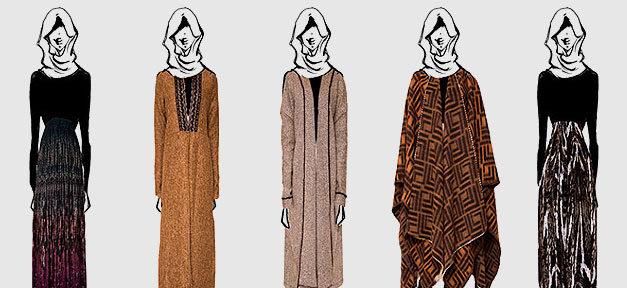 Mode, Frau, Kopftuch, Islam, Muslime, Muslima