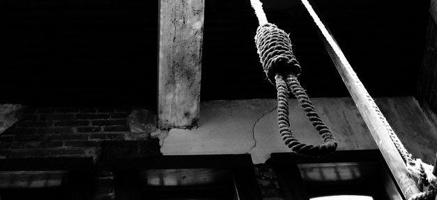 Strick, Todesstrafe, Seil, Korden, Tod, Gefängnis