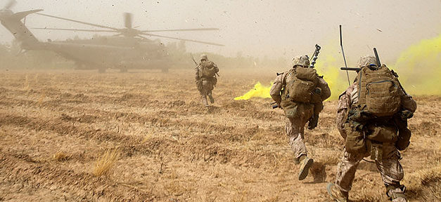 Militär, Krieg, Soldat, Waffe, Afghanistan
