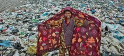 Unicef, Mädchen, Lächeln, Müllhalde, Foto des Jahres
