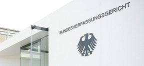 Bundesverfassungsgericht, BVerfG, Karlsruhe, Justiz, Verfassungsgericht, Verfassung, Bundesadler
