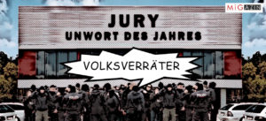 Unwort des Jahres, Unwort, Volksverräter, Migazin, 2016