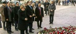 Youssef Chahed, Angela Merkel, Tunesien, Bundeskanzlerin, Ministerpräsident, Breitscheidplatz