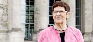 Rita Süssmuth, Ministerin, Präsidentin, Bundestag, Politikerin
