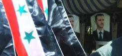 Baschar al-Asaad, Asaad, Syrien, Fahne, Flagge