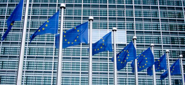 Brüssel, Bruxelles, Europa, Flagge, Europäische Union