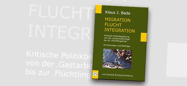 Neues Buch Von Bade Vorgestellt Migrationsforschung Und Kritische