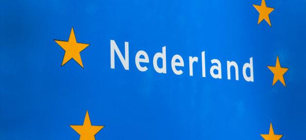 Holland, Niederlande, Grenze, EU, Europäische Union