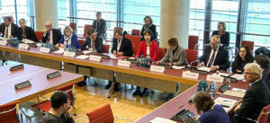 Bundestag, Antisemitismus, Experten, Judenfeindlichkeit