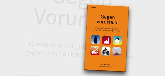 Buch, Bücher, Vorurteile, Cover, Ausländer, Kopftuch