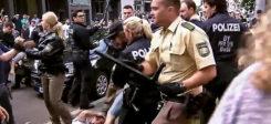 Schule, Abschiebung, Polizei, Nürnberg, Gewalt, Demonstration
