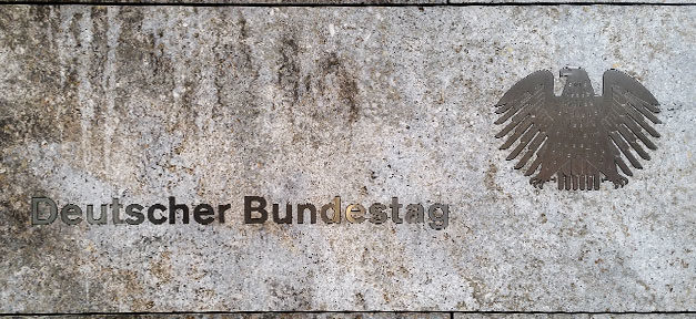 Bundestag, Parlament, Bundesadler, Politik, Berlin