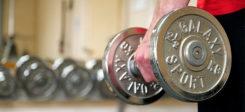 Fitnessstudio, Training, Hantel, Fitness, Mitglied, Gesundheit, Sport
