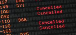 canceled, flight, flug, abgesagt, abschiebung, aussetzung, fluechtlinge