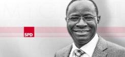 Karamba Diaby, Bundestag, SPD, Politiker, Menschenrechte