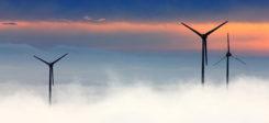 Windkraftwerk, Energie, Strom, Himmel, Zukunft, Technologie