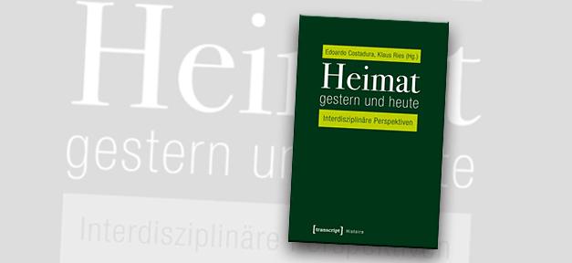 Heimat, Buch, Cover, Heimat gestern und heute