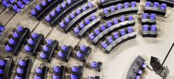 Bundestag, Leer, Parlament, Sitze, Politik, Regierung
