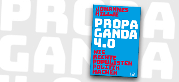 AfD, Rechtspopulismus, Propaganda 4.0, Buch, Bücher