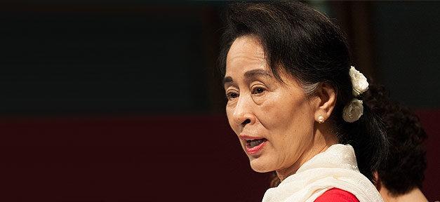 Aung San Suu Kyi, Arakan, Myanmar, Muslime, Völkermord, Friedensnobelpreisträgerin