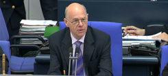 Norbert Lammert, Bundestag, Präsident, Parlament, CDU