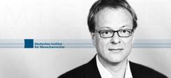 Hendrik Cremer, Institut für Menschenrechte, Cremer, Wissenschaft, Menschenrechte