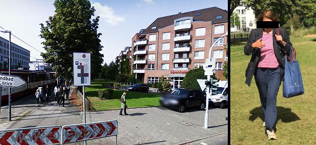 Islamfeindlichkeit, Düsseldorf, Staatsanwaltschaft, Polizei, Kopftuch