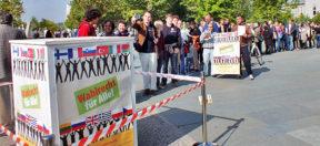 Wahlrecht, Wahlen, Ausländerwahlrecht, Ausländer, Migranten