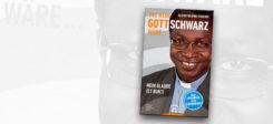 Pfarrer, Rassismus, Buchcover, Gott, Schwarz, Glaube, Bunt