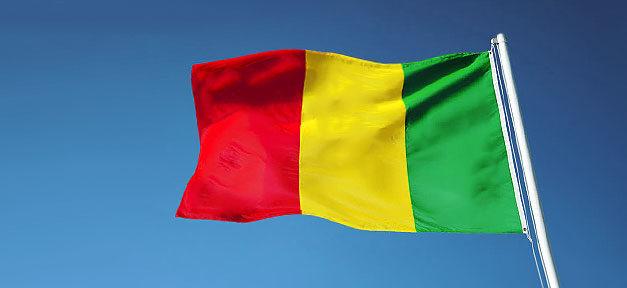 Mali, Flagge, Fahne, Mast, Fahnenmast, Afrika