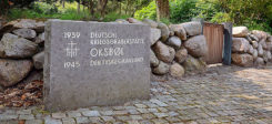 Friedhof, Dänemark, Deutsche, Zweiter Weltkrieg, Flüchtlinge