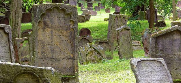 Jüdischer Friedhof, Friedhof, Grabstein, Worms, Tod, Ruhestätte