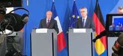 Integrationsrat, Thomas de Maiziere, Gerard Collomb, Berlin