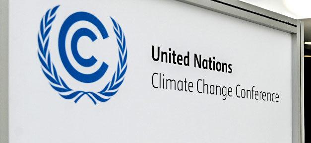 UN, Vereinte Nationen, Konferenz, Unwetter, Klimawandel, Naturkatastrophe, Haus, Überschwemmung, Hochwasser