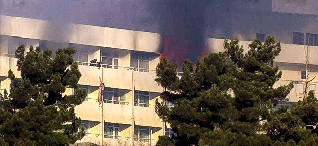 Afghanistan, Anschlag, Terror, Kabul, Hotel