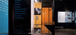 Gedenkstätte, Stille Helden, Antisemitismus, Geschichte, Nationalsozialismus